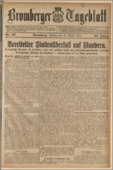 Bromberger Tageblatt. J. 42, 1918, nr 97