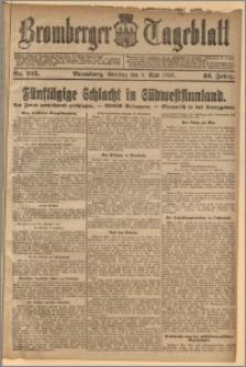 Bromberger Tageblatt. J. 42, 1918, nr 105