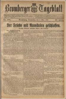 Bromberger Tageblatt. J. 42, 1918, nr 108