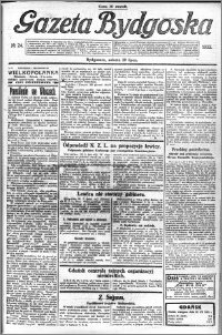 Gazeta Bydgoska 1922.07.29 R.1 nr 24