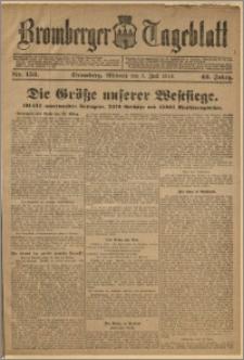 Bromberger Tageblatt. J. 42, 1918, nr 153