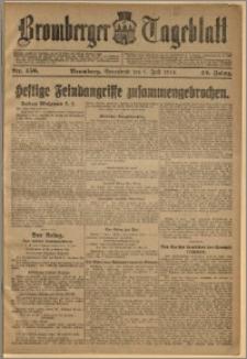 Bromberger Tageblatt. J. 42, 1918, nr 156
