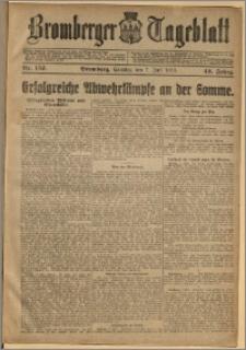 Bromberger Tageblatt. J. 42, 1918, nr 157