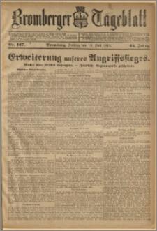 Bromberger Tageblatt. J. 42, 1918, nr 167