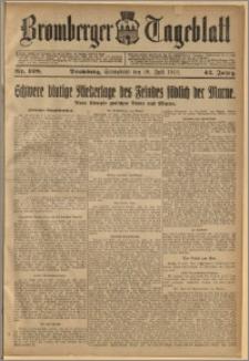Bromberger Tageblatt. J. 42, 1918, nr 168