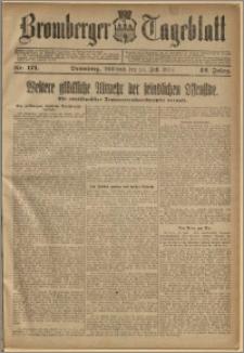 Bromberger Tageblatt. J. 42, 1918, nr 171