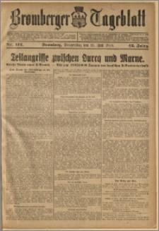 Bromberger Tageblatt. J. 42, 1918, nr 172