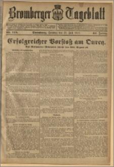 Bromberger Tageblatt. J. 42, 1918, nr 175