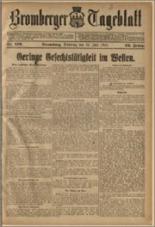 Bromberger Tageblatt. J. 42, 1918, nr 176