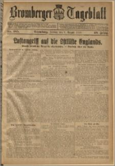 Bromberger Tageblatt. J. 42, 1918, nr 185