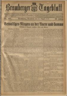 Bromberger Tageblatt. J. 42, 1918, nr 198