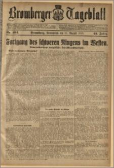 Bromberger Tageblatt. J. 42, 1918, nr 204