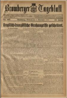 Bromberger Tageblatt. J. 42, 1918, nr 207