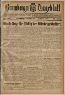 Bromberger Tageblatt. J. 42, 1918, nr 210