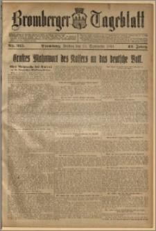 Bromberger Tageblatt. J. 42, 1918, nr 215