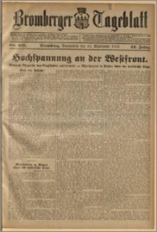 Bromberger Tageblatt. J. 42, 1918, nr 216