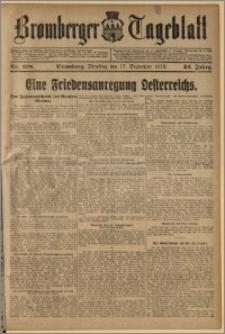Bromberger Tageblatt. J. 42, 1918, nr 218
