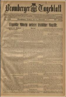Bromberger Tageblatt. J. 42, 1918, nr 223