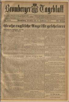 Bromberger Tageblatt. J. 42, 1918, nr 224