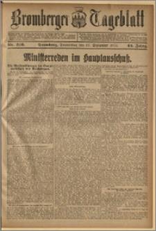 Bromberger Tageblatt. J. 42, 1918, nr 226