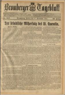 Bromberger Tageblatt. J. 42, 1918, nr 227