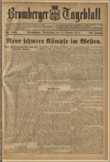 Bromberger Tageblatt. J. 42, 1918, nr 238