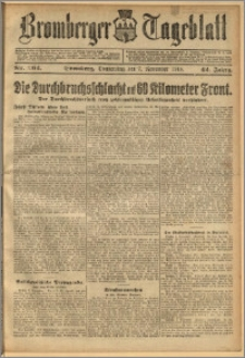 Bromberger Tageblatt. J. 42, 1918, nr 262