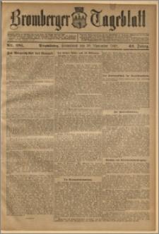 Bromberger Tageblatt. J. 42, 1918, nr 281