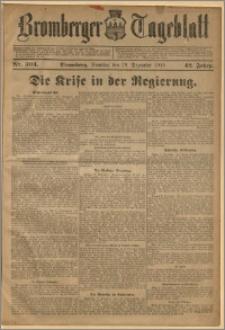 Bromberger Tageblatt. J. 42, 1918, nr 304