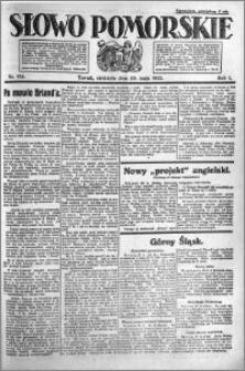 Słowo Pomorskie 1921.05.29 R.1 nr 119