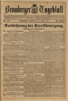 Bromberger Tageblatt. J. 43, 1919, nr 53