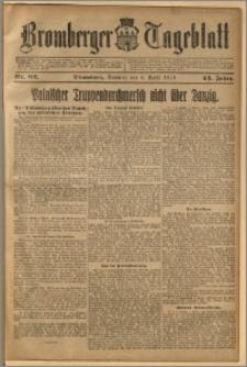 Bromberger Tageblatt. J. 43, 1919, nr 82