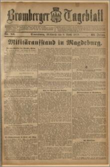 Bromberger Tageblatt. J. 43, 1919, nr 84