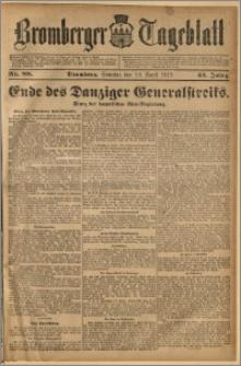 Bromberger Tageblatt. J. 43, 1919, nr 88