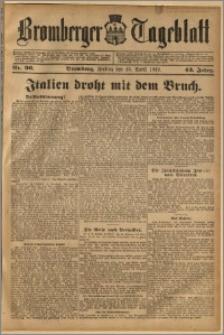 Bromberger Tageblatt. J. 43, 1919, nr 96