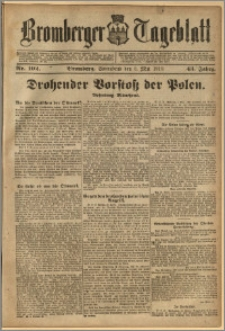 Bromberger Tageblatt. J. 43, 1919, nr 102
