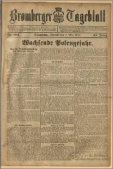 Bromberger Tageblatt. J. 43, 1919, nr 103
