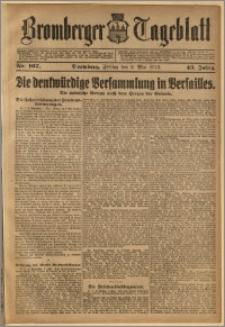 Bromberger Tageblatt. J. 43, 1919, nr 107