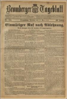 Bromberger Tageblatt. J. 43, 1919, nr 110