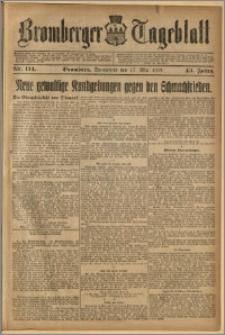 Bromberger Tageblatt. J. 43, 1919, nr 114