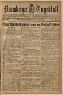 Bromberger Tageblatt. J. 43, 1919, nr 116