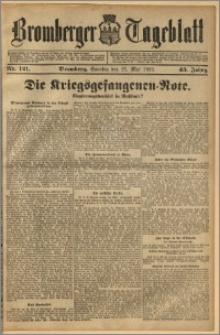 Bromberger Tageblatt. J. 43, 1919, nr 121