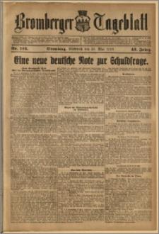 Bromberger Tageblatt. J. 43, 1919, nr 123