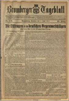 Bromberger Tageblatt. J. 43, 1919, nr 126