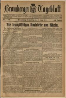 Bromberger Tageblatt. J. 43, 1919, nr 129