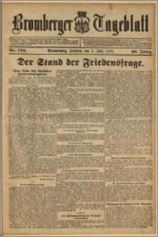 Bromberger Tageblatt. J. 43, 1919, nr 132