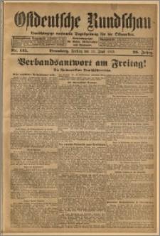 Bromberger Tageblatt. J. 43, 1919, nr 135