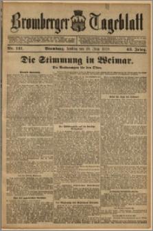 Bromberger Tageblatt. J. 43, 1919, nr 141