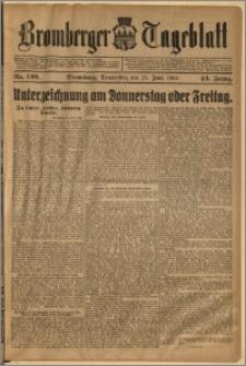 Bromberger Tageblatt. J. 43, 1919, nr 146