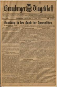 Bromberger Tageblatt. J. 43, 1919, nr 147